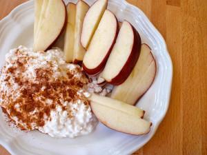 Блины постные рецепт с яблоками.