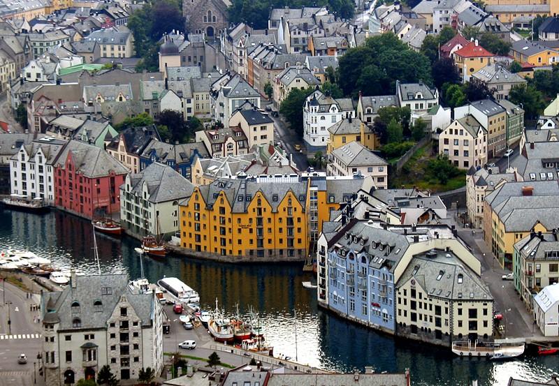 Норвегия традиции блинов
