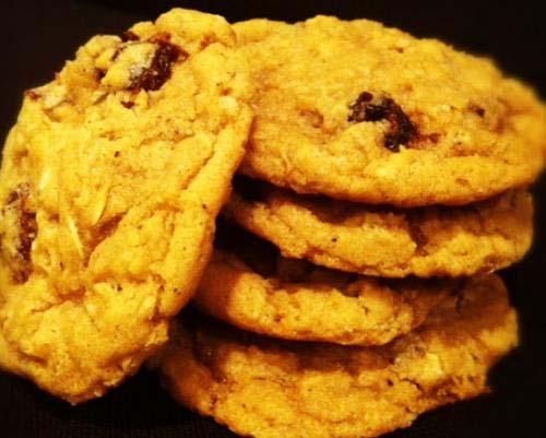 Кружевное печенье