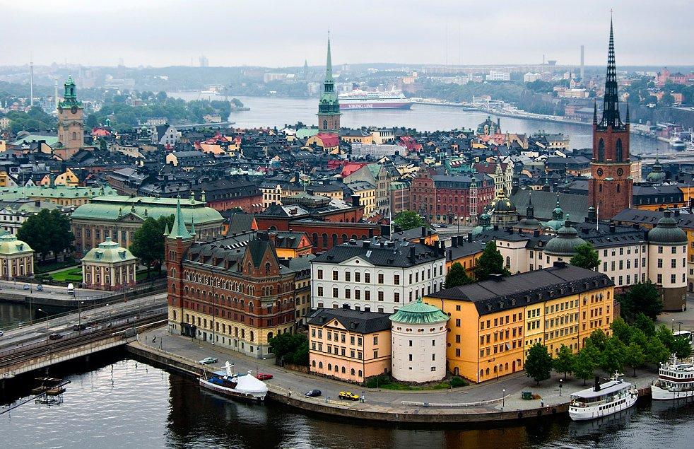 Швеция традиции блинов