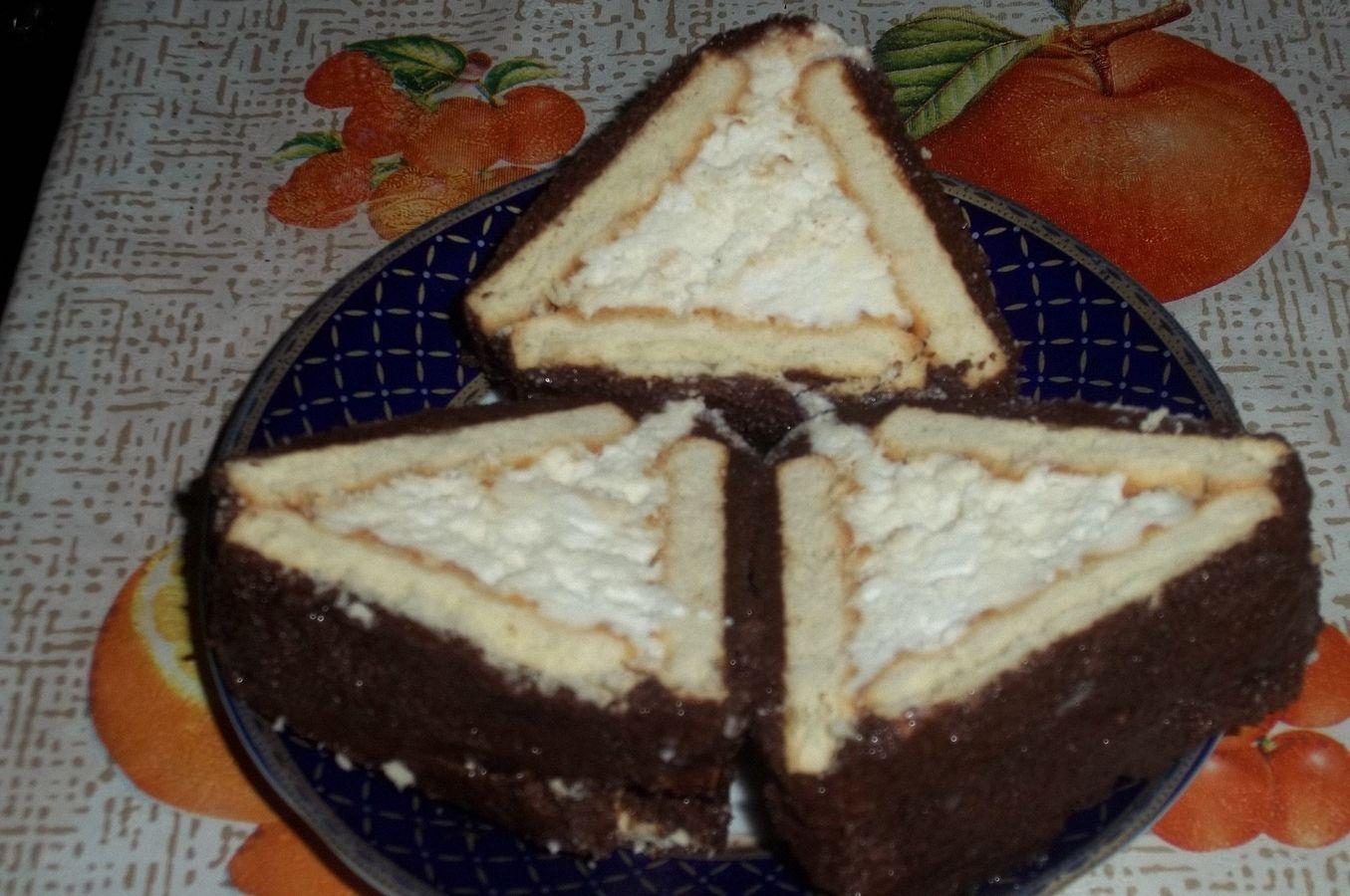 Классическая рецептура печенья из творога Треугольники
