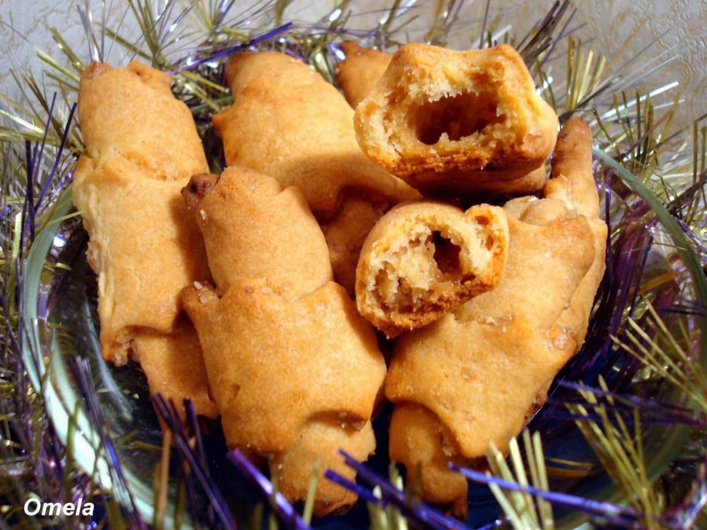 Классическая рецептура печенья из творога Рогалики